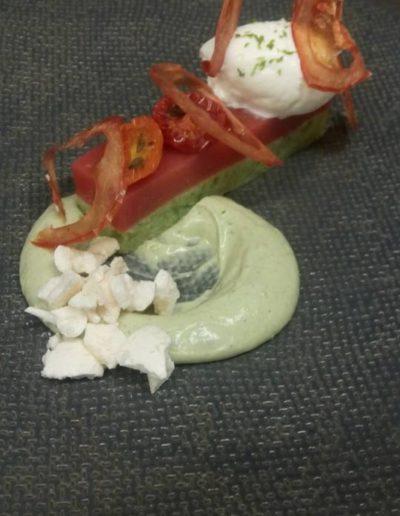 Pistache tomate basilic citron du Mexique